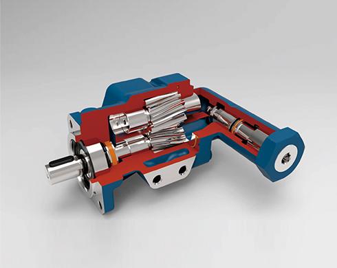 齿轮输送泵